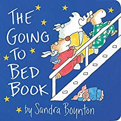 bedtime board book for toddlers