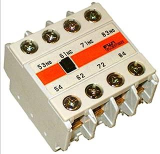 Fuji Electric, SZ-A22Y, Aux Contact 2 No 2 Nc