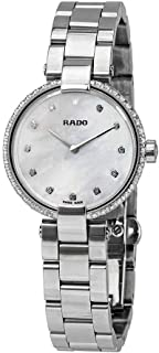 Rado Coupole White Analog Watch for Women R22858923