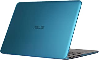 mCover iPearl Hard Shell Case for 13.3-inch ASUS ZENBOOK UX305FA Series (NOT Fitting UX305LA Series) Laptop - Aqua