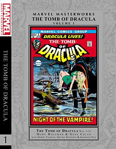 Marvel Masterworks: Tomb of Dracula Vol. 1