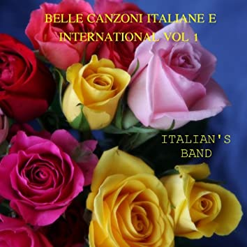 Belle canzoni italiane e international, vol. 1