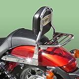 SPAAN - Respaldo con Porta - Honda Vt 750 Shadow Spirit C2