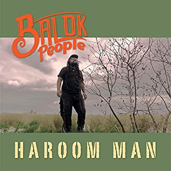 Haroom Man