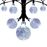 Innoo Tech Solar String Lights Outdoor Globe Christmas...