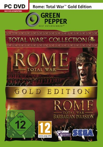 Rome: Total War Gold [Green Pepper]