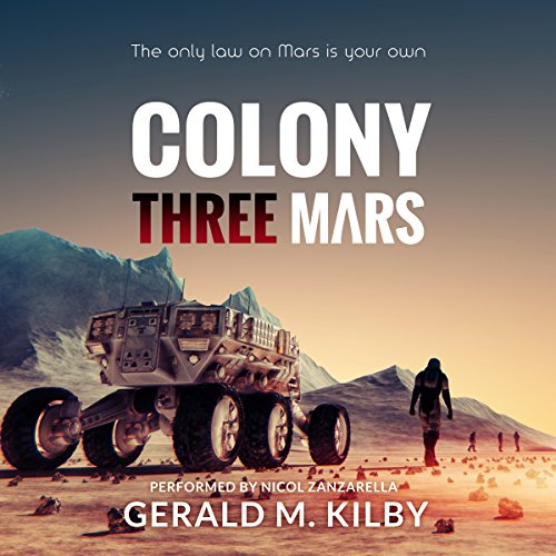 Colony Three Mars cover art