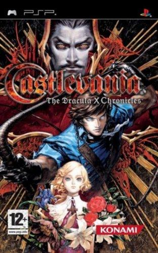 Castlevania: The Dracula X Chronicles (PSP) Castlevania Symphony Of The Night Playstation