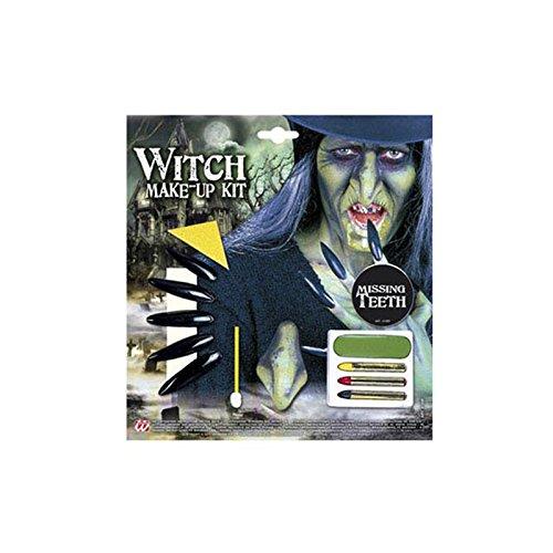 Kit de maquillage Halloween Horror De Luxe Monsters