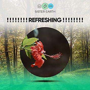 ! ! ! ! ! ! ! ! Refreshing ! ! ! ! ! ! ! !