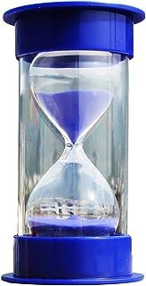 10min Hourglass minuterie Sandglass Kid Jouet de Sable Horloge Timers MINUTERIE Slibrat 5pcs 30 Ans 1min 5min 3min