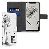 kwmobile Wallet Case Compatible with LG G8s ThinQ - Case
