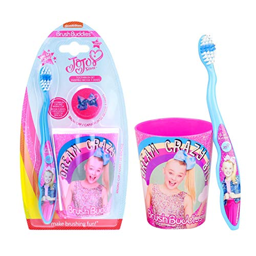 JoJo Siwa Toothbrush Set