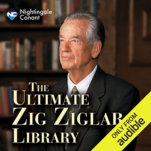 The Ultimate Zig Ziglar Library audiobook cover art
