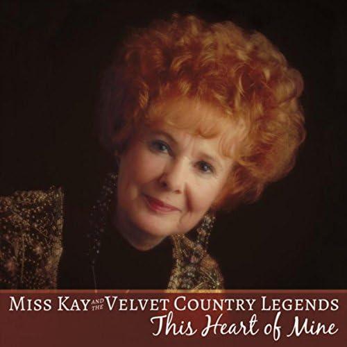 Miss Kay & The Velvet Country Legends