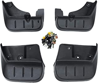 Mud Flaps,for for for Subaru Forester SH 2008 2009 2010 2011 2012 Fender Splash Guards Mudguards Mudflaps Car Accessories
