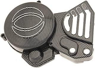 Carter per accensione Minarelli AM6 50 cc di Stato a 441732 nuovo accensione coperchio cromato.