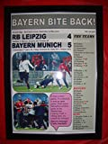 Lilywhite Multimedia RB Leipzig 4 Bayern München 5-2017