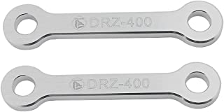 "Alpha Rider 2"" Inch Lowering Links for Suzuki DRZ 400 2000-2018 Models Link Kit E/S SM"