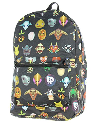 Bioworld The Legend of Zelda Majora's Mask Backpack