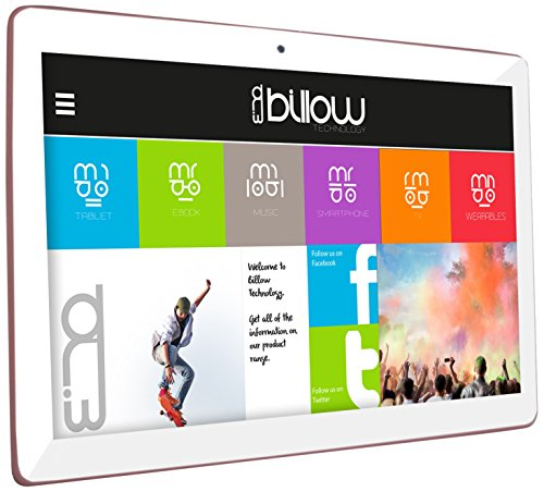 Billow Technology X103P - Tablet de 10.1