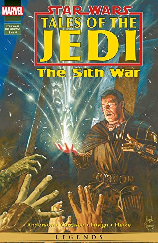 Star Wars: Tales of the Jedi - The Sith War (1995-1996) #2 (of 6) (English Edition)