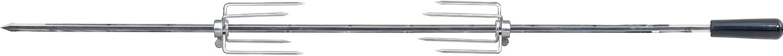 Cal Flame BBQ08856P5 5 Burner Rod Grill Rotisserie Kit