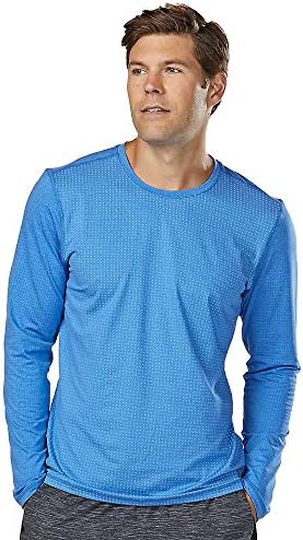 Road Runner Sports KORSA Men s Reflective Long Sleeve Shirt for Running Training Hiking Workouts product image