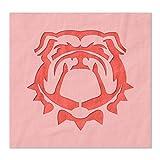 Stencil Stop Georgia Bulldogs Dog Logo Stencil - 14 Mil Mylar Plastic - Officially Licensed (4 x 3.70 inches)