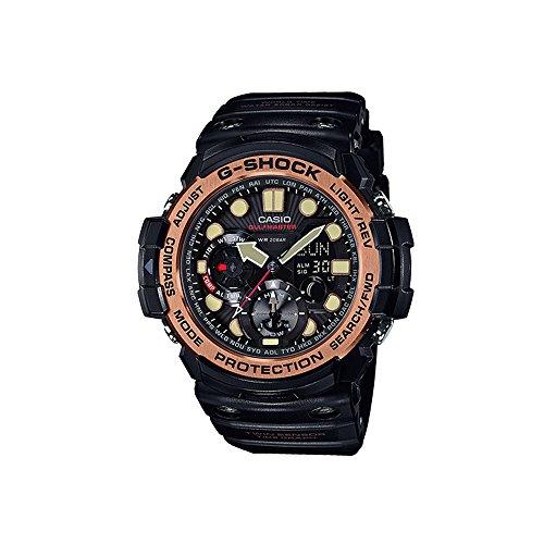 Casio 2018 GN1000RG-1ACR Watch G-Shock Gulfmaster Sensor