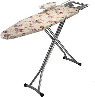 SZQ-planche à repasser planche à repasser en métal, un grand espace réglable buanderie planche à repasser Réception crémai...
