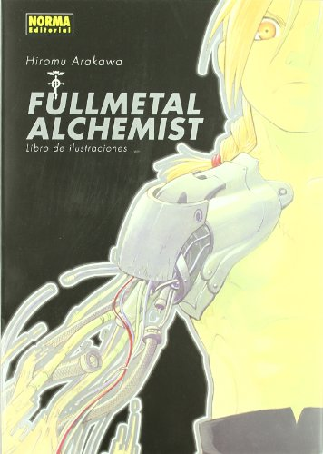 FULLMETAL ALCHEMIST ARTBOOK 1