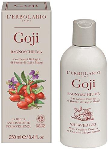 L'Erbolario Goji & Maqui Baie Gel Douche 250ml