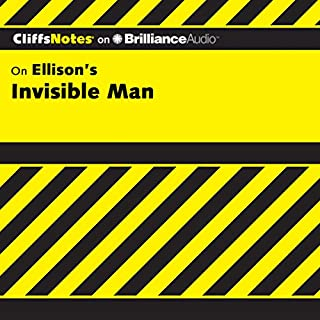 Invisible Man: CliffsNotes                   Written by:                                                                                                                                 Durthy A. Washington                               Narrated by:                                                                                                                                 Tim Wheeler                      Length: 4 hrs and 19 mins     Not rated yet     Overall 0.0