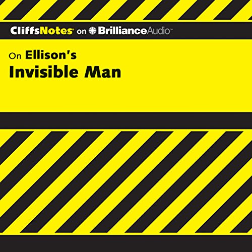 Invisible Man: CliffsNotes audiobook cover art
