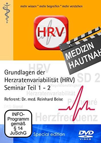 Herzratenvariabilität (HRV) - Grundlagen der HRV - Seminar Teil 1-2 / Burnout / Stress Diagnose