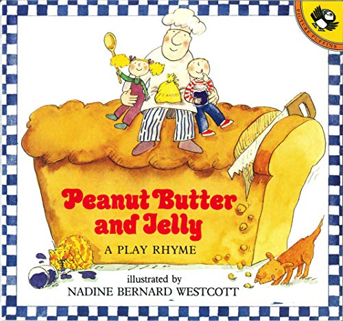 Peanut Butter and Jelly 英語絵本とmpiオリジナルCD付