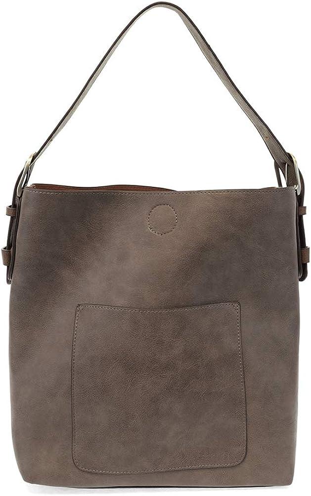 Joy Susan Womens Faux Leather: 2-in-1 Many popular brands Handbag Hobo Dedication