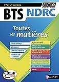 BTS NDRC - Négociation et Digitalisation de la relation client - Toutes les matières (08)