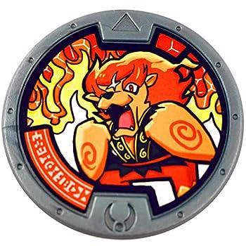 Yo-Kai Watch Series 2 Blazion Medal [Loose] …