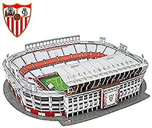 Estadio Sevilla, Puzzle 3D