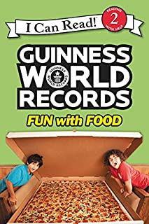 Guinness World Records: Fun with Food (I Can Read Level 2)