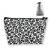 Cheetah Leopard Print Animal Skin Multicolor Travel Organizador Bolsas Impermeable Baño Bolsa de Embrague para Niñas Mujeres