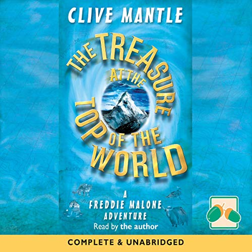 The Treasure at the Top of the World cover art