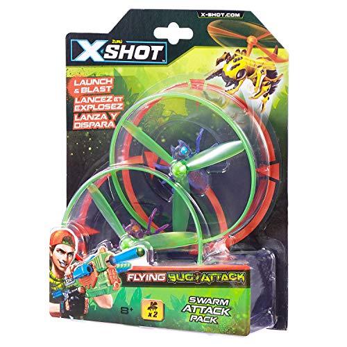ZURU X-Shot Bug Attack Flying Bugs 2pack Refill