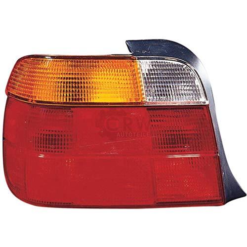 Rückleuchte Heckleuchte links rot P21W P21/5W R10W ohne Lampenträger für Model 3er Compact E36