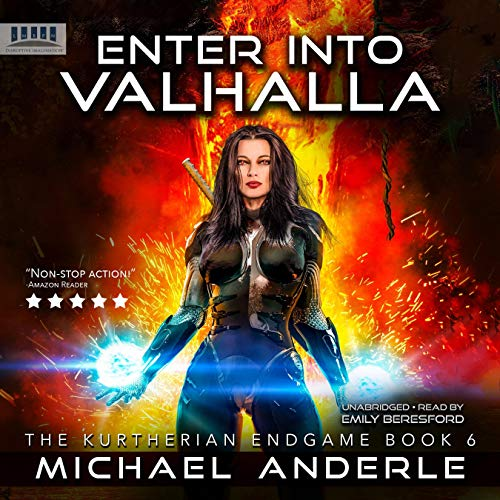 Couverture de Enter Into Valhalla