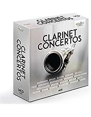 CLARINET CONCERTOS -BOXSE