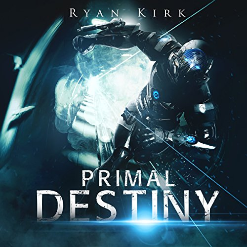 Primal Destiny audiobook cover art