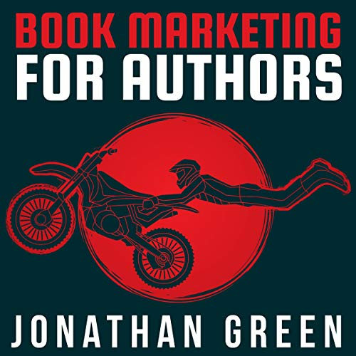 『Book Marketing for Authors』のカバーアート